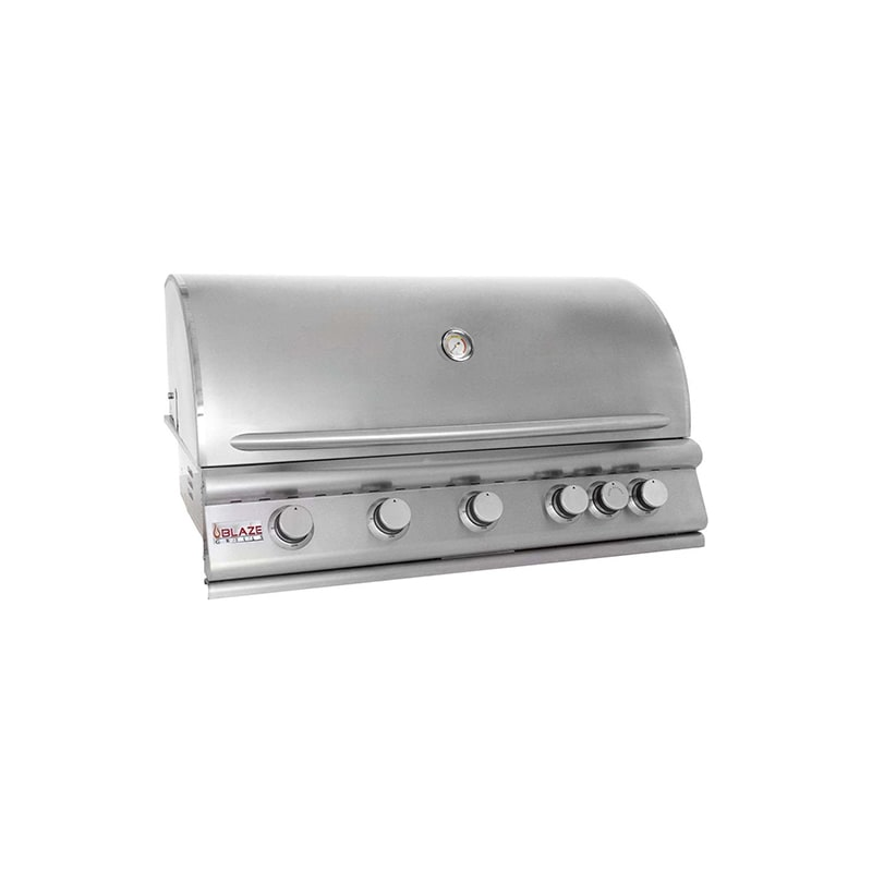 Blaze Grills BLZ5NG 40 Built-In 5-Burner Natural Gas Grill photo