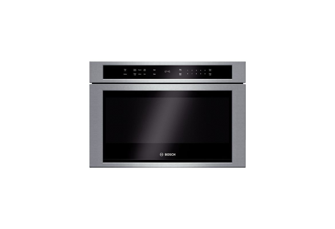 Bosch HMD8451UC 800 Series Drawer Microwave photo