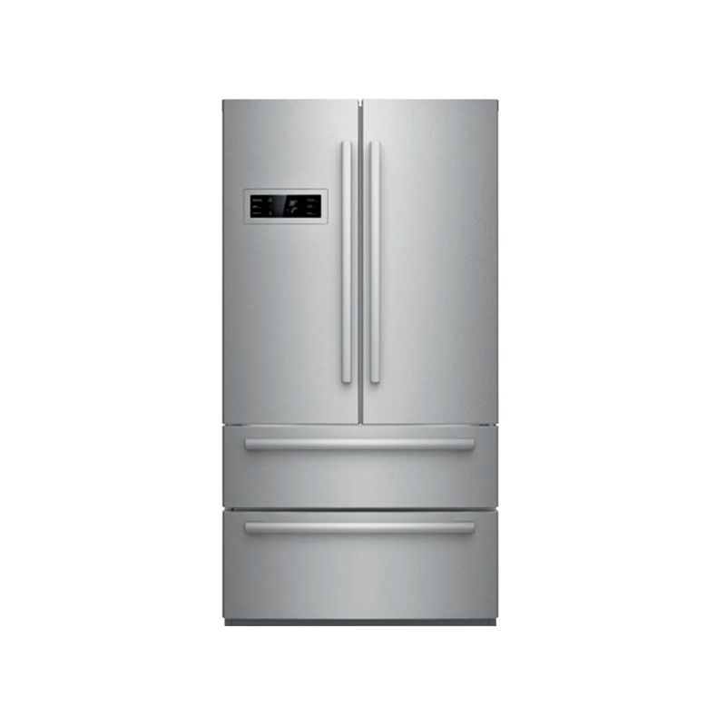 Bosch B21CL80SN 36 Inch Wide 21 Cu. Ft. French Door Refrigerator with Super Free photo