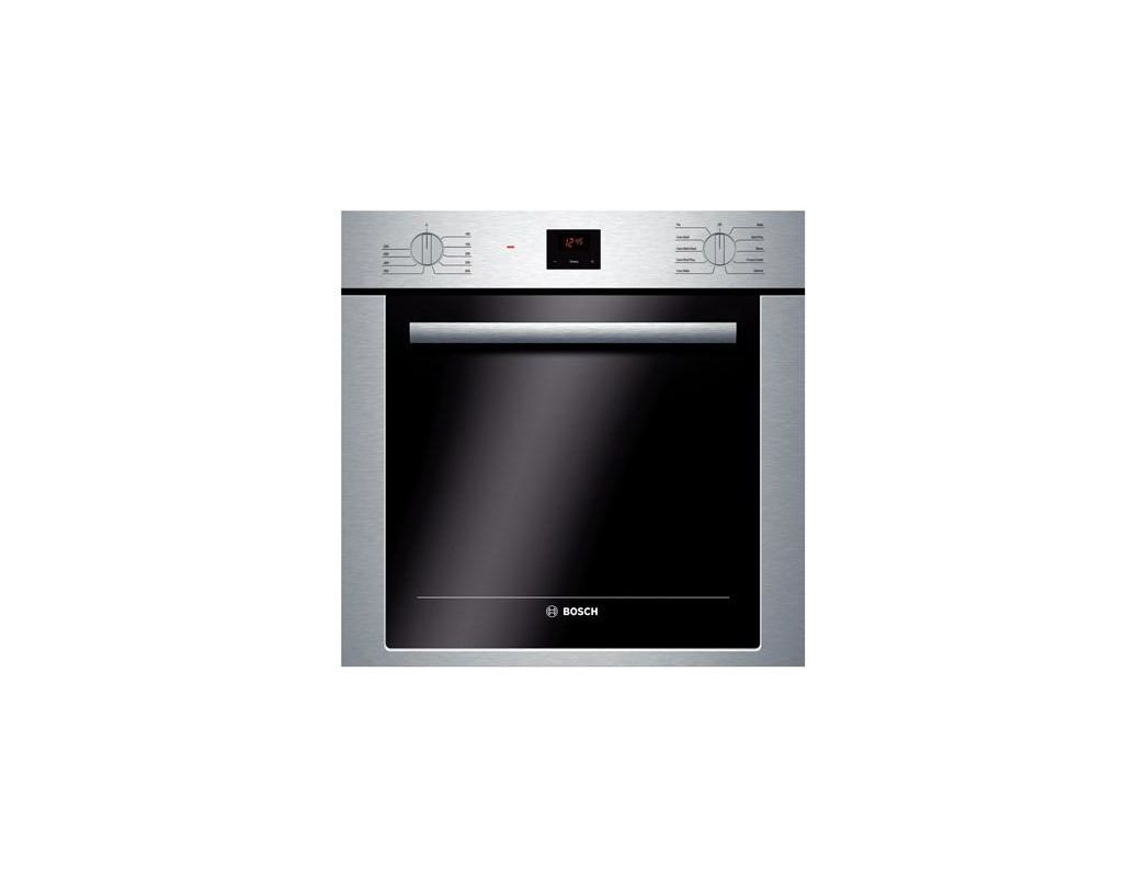 Bosch HBE545 24 Inch Wide 2.8 Cu. Ft. Single Electric Oven with Extra Large View photo