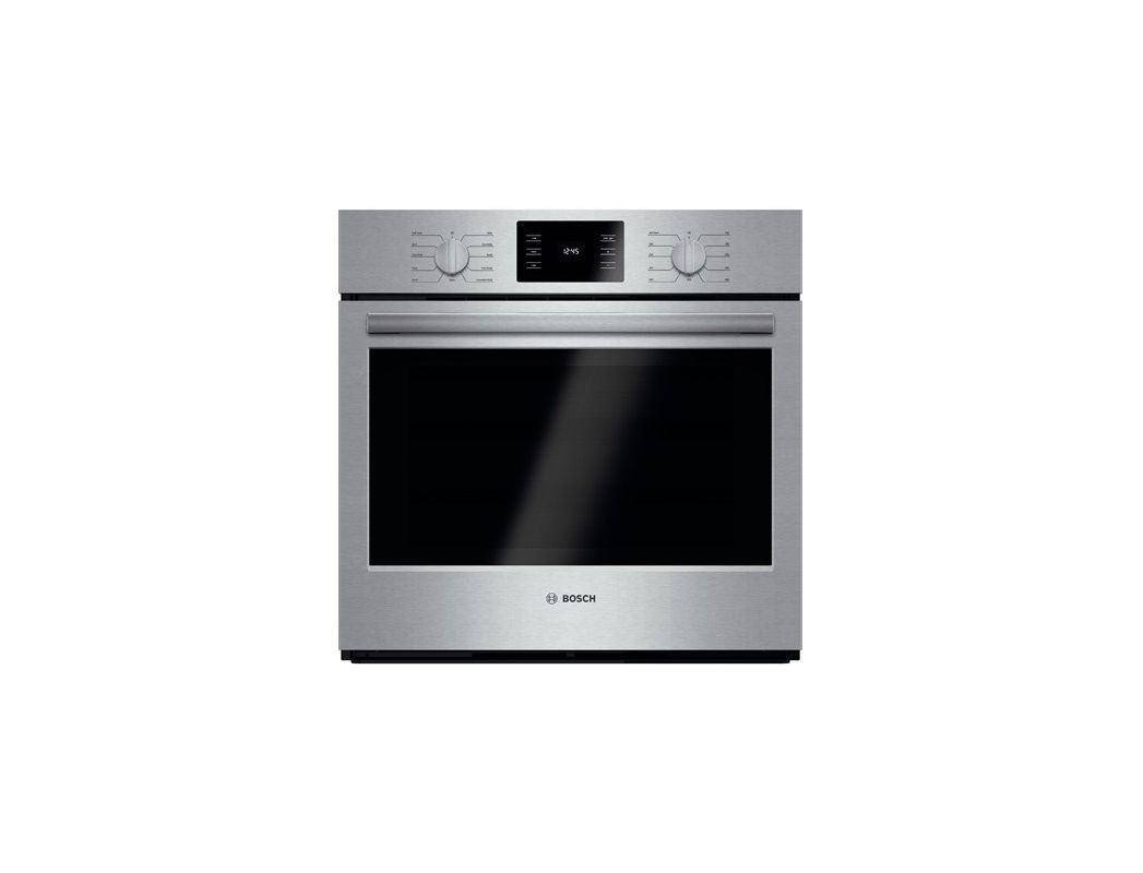 Bosch HBL5451UC 30 Inch Single Wall Oven with European Convection photo