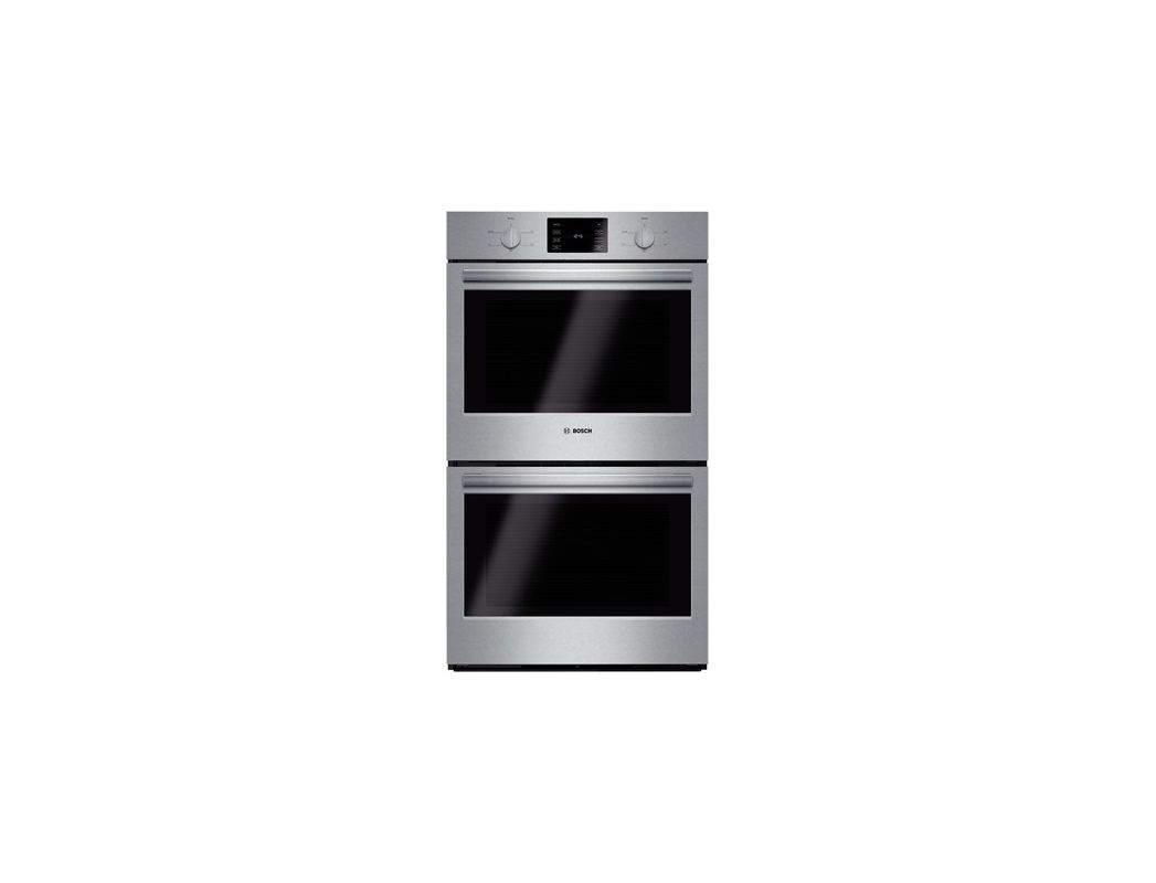 Bosch HBL5551UC 30 Inch Double Wall Oven with EcoClean™ photo