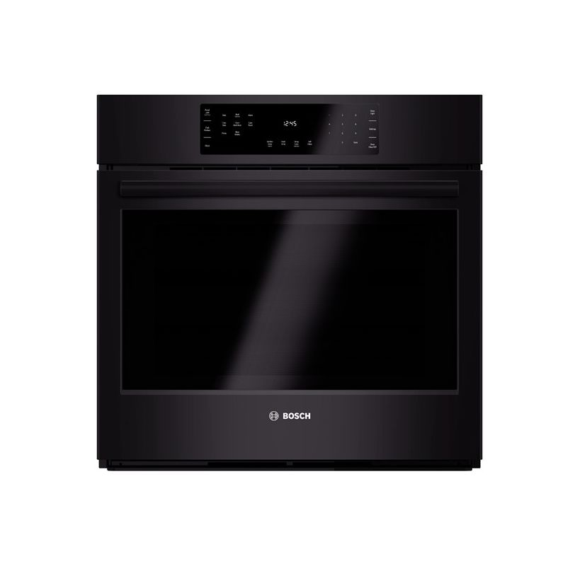 Bosch HBL84 30 Inch 4.6 Cu. Ft. Wall Oven with European Convection from the 800 photo