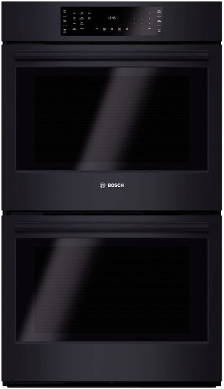 Bosch HBL86 30 Inch 9.2 Cu. Ft. Double Wall Oven with European Convection from t photo