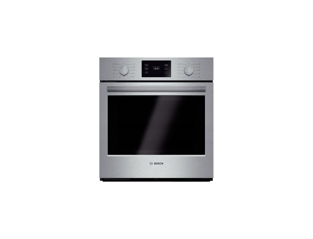 Bosch HBN5451UC 27 Inch Single Wall Oven with European Convection photo