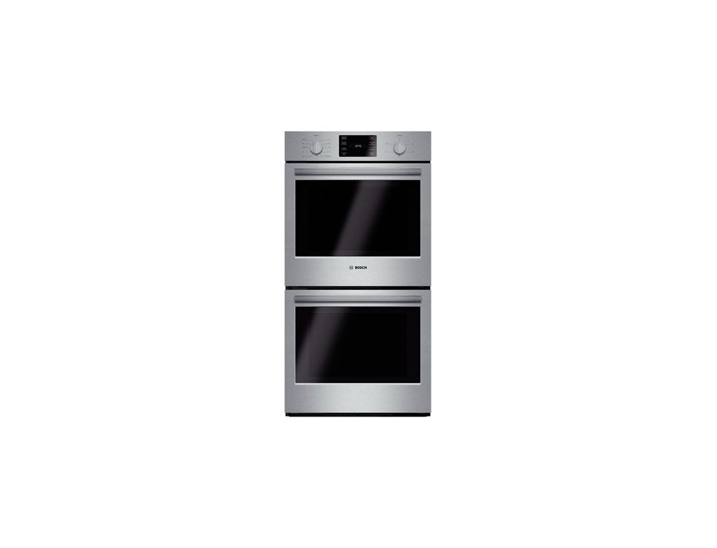 Bosch HBN5651UC 27 Inch Double Wall Oven with European Convection photo