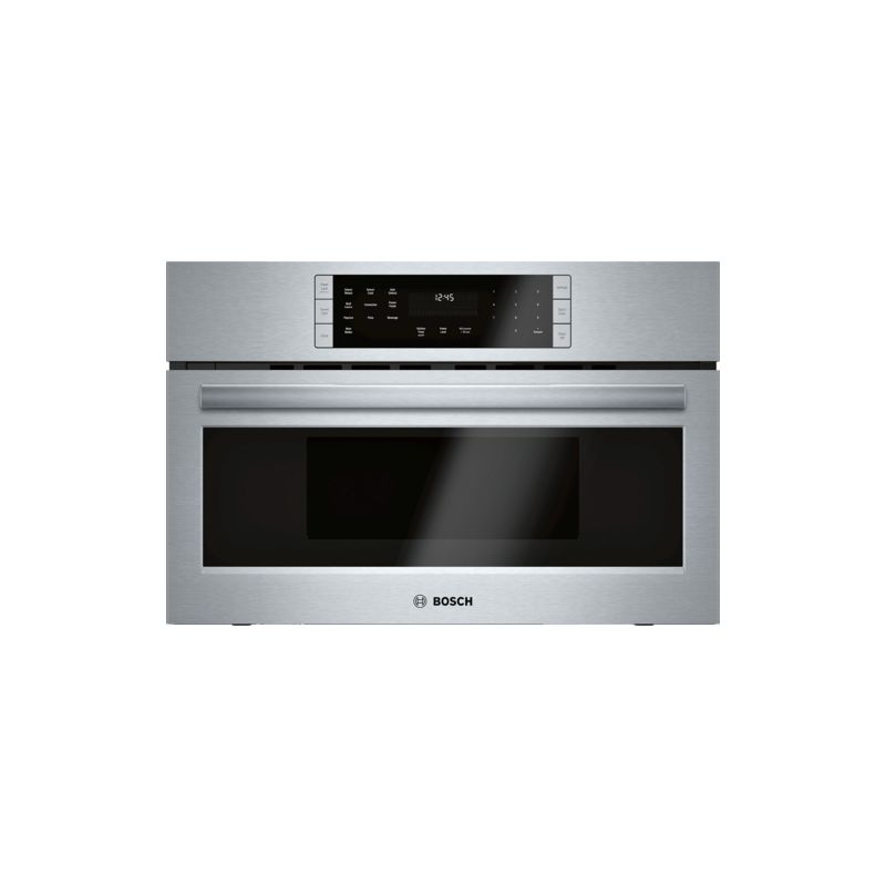 Bosch HMC8022UC 30 Inch Wide 4.6 Cu. Ft. Built-In Microwave Oven with SpeedChef photo