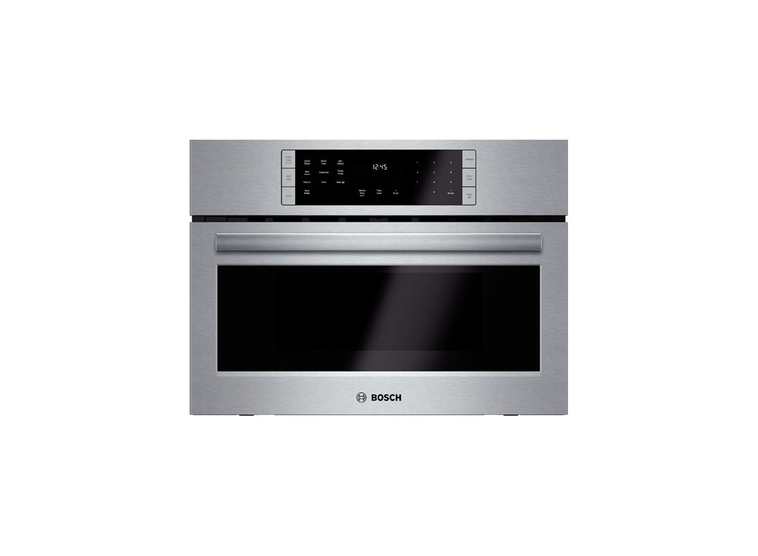 Bosch HMC87151UC 27 Inch Speed Microwave Oven with Convection Cooking from the 8 photo