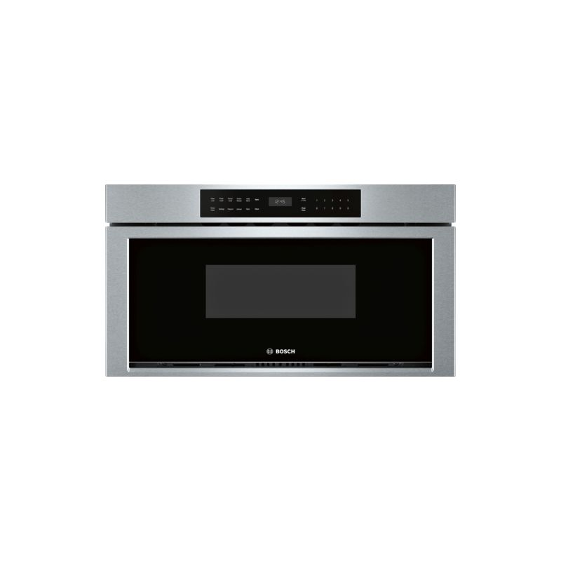 Bosch HMD8053UC 30 Inch Wide 1.2 Cu. Ft. Drawer Microwave with Push Button Opene photo