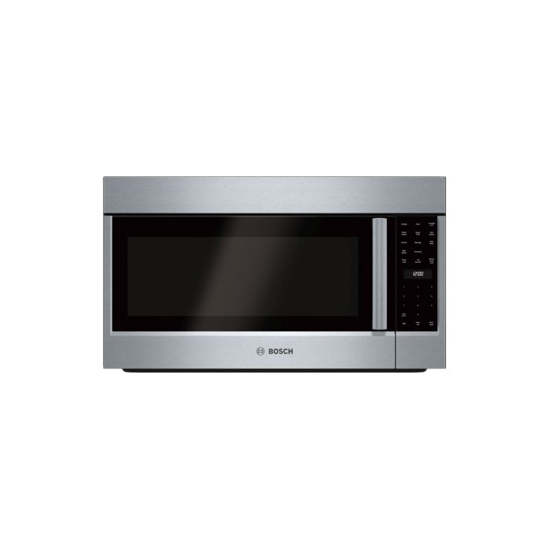 Bosch HMV803U 800 Series 30 Inch Wide 1.8 Cu. Ft. Over-the-Range Microwave with photo
