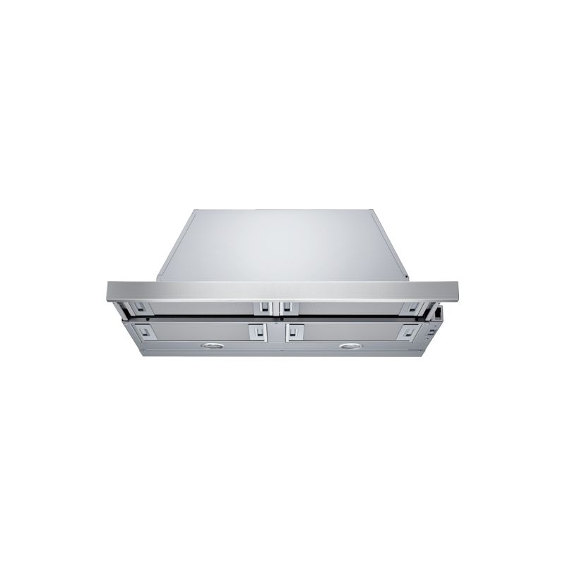 Bosch HUI50351UC 300 CFM 30 Inch Wide Pull Out Range Hood with Aluminum Mesh Fil photo