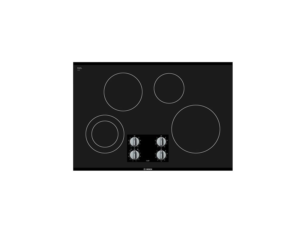 Bosch NEM5066UC 30 Inch Electric Cooktop with Dual Element photo