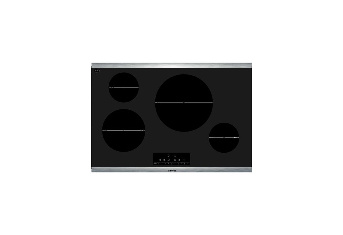 Bosch NIT8066 30 Inch Induction Cooktop with AutoChef Technology from the 800 Se photo