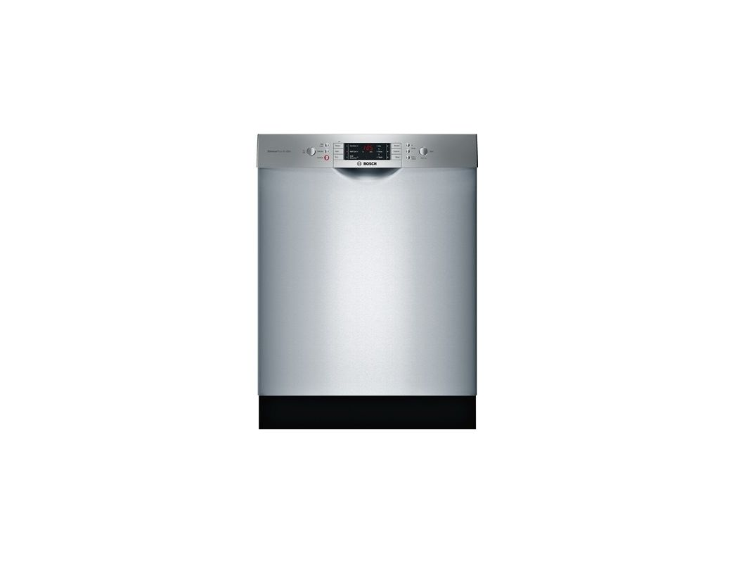 Bosch SGE68U55U 24 Inch Wide Energy Star Rated Built-In Dishwasher with Third Ra photo