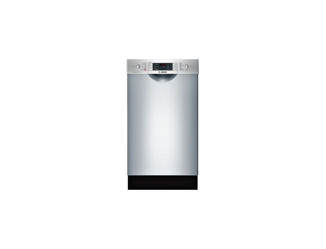 Bosch SPE68U5 18 Inch Wide 10 Cu. Ft. Energy Star Rated Built-In Dishwasher with photo