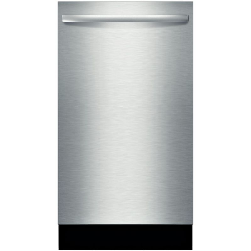 Bosch SPX68U55U 18 Inch Wide Energy Star Rated Built-In Dishwasher with RackMati photo