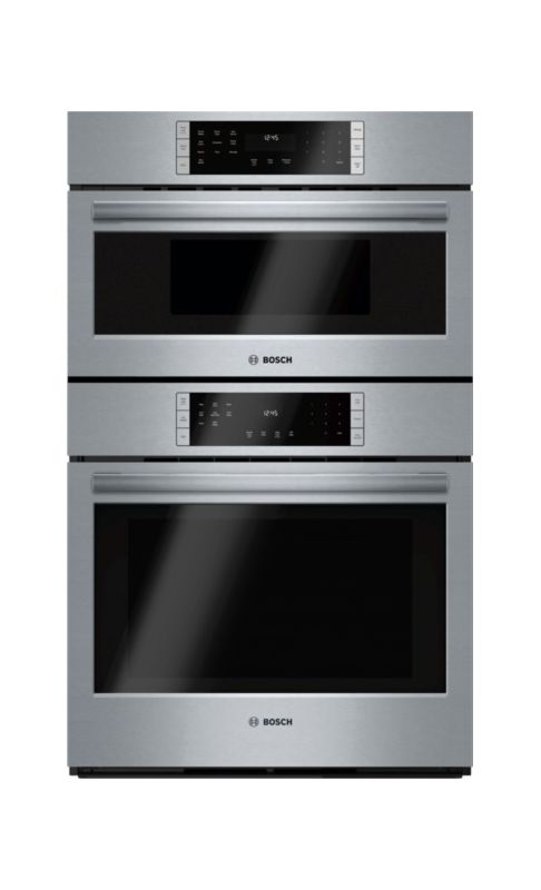 Bosch HBL8752UC 30 Inch Wide 4.6 Cu. Ft. Electric Built-In Combination Oven with photo