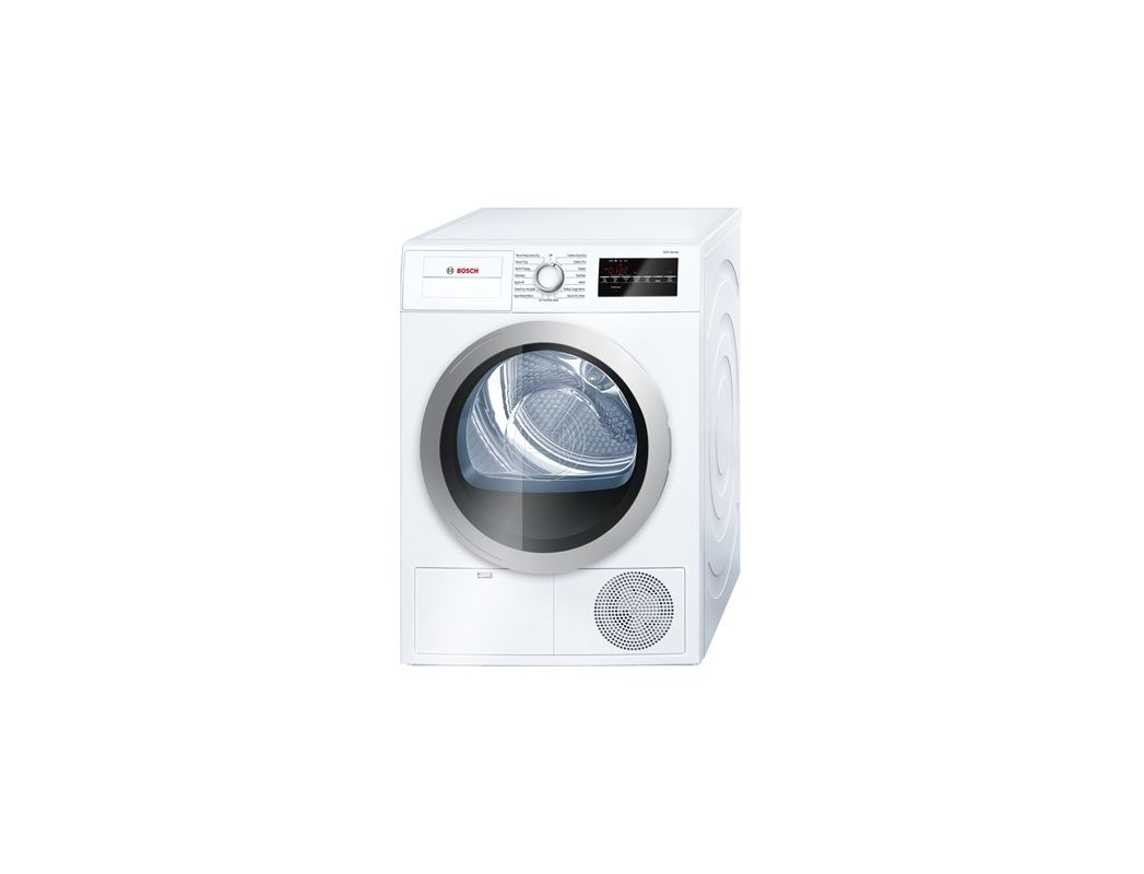 Bosch WTG86401U 24 Inch Wide 4 Cu. Ft. Energy Star Rated Electric Dryer with Ven photo