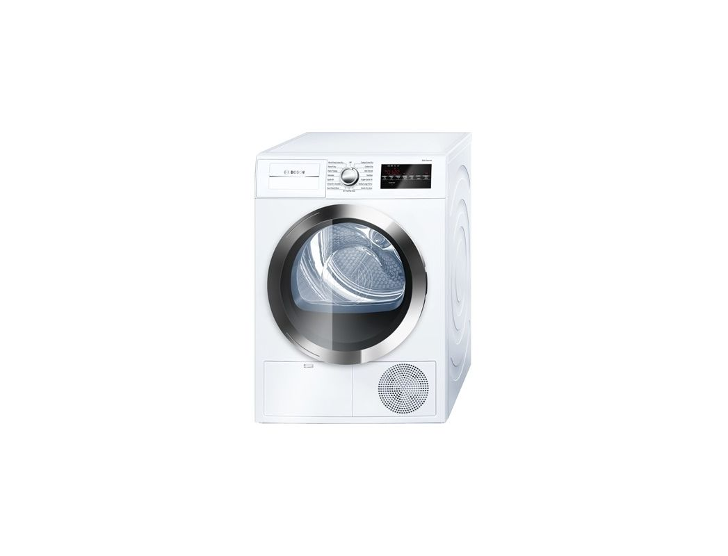 Bosch WTG86402U 24 Inch Wide 4 Cu. Ft. Energy Star Rated Electric Dryer with Ven photo