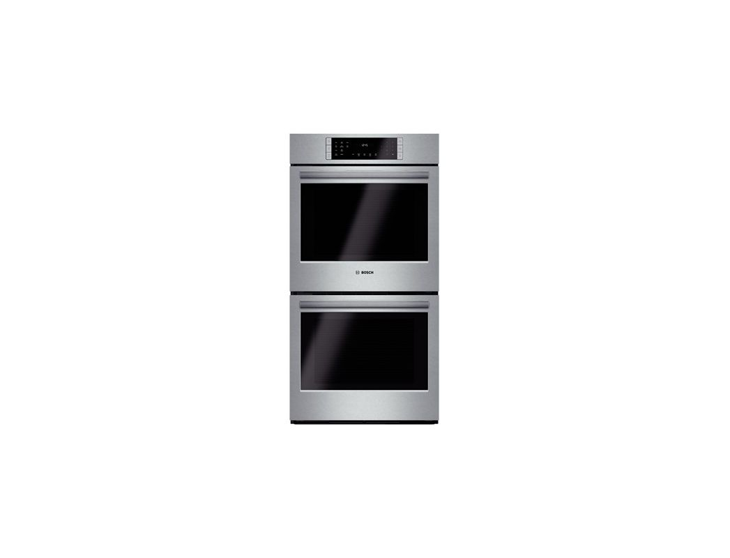 Bosch HBN8651UC 27 Inch Double Wall Oven from the 800 series photo