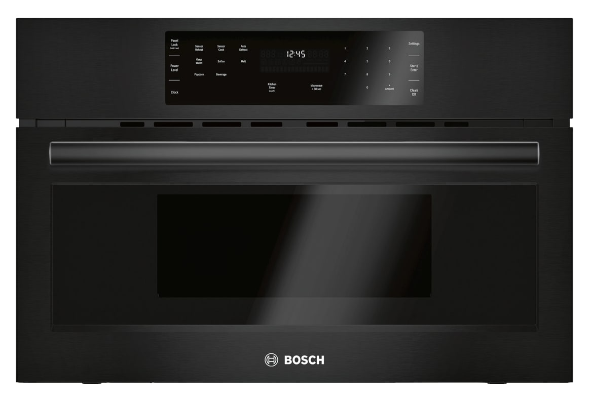 Bosch HMB501 30 Inch Wide 1.6 Cu. Ft. 950 Watt Built-In Microwave Oven with Auto photo