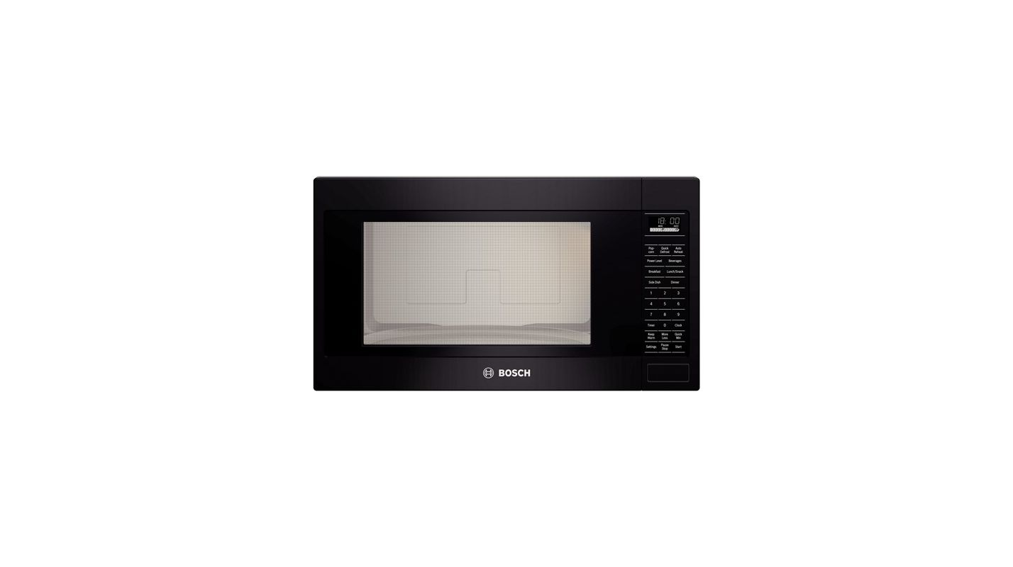 Bosch HMB5051 2.1 Cu. Ft. Built-In Microwave with Sensor Cooking photo