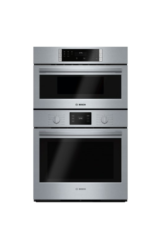 Bosch HBL57M52UC 30 Inch Wide 4.6 Cu. Ft. Built-In Oven/Microwave Combo with Eco photo
