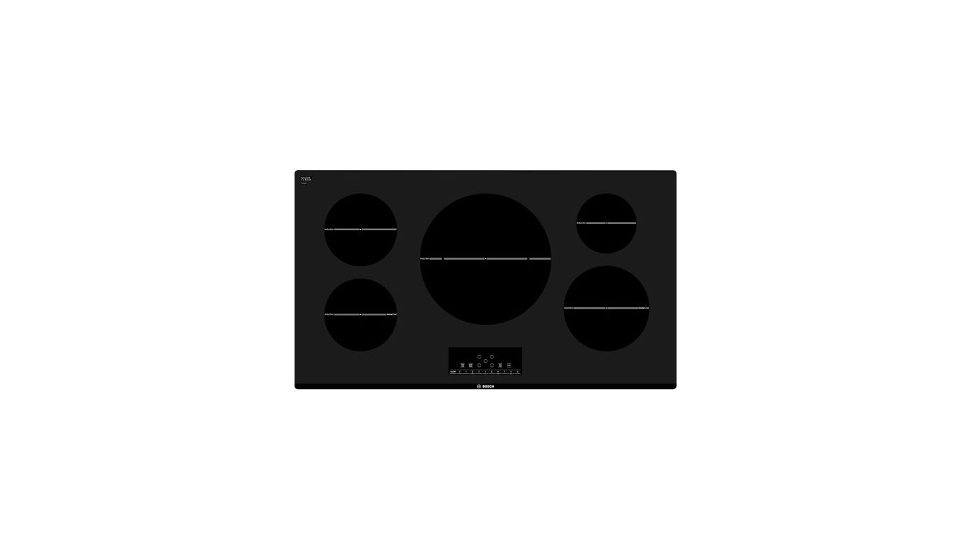 Bosch NIT8666 36 Inch Wide Induction Cooktop from the 800 Series photo