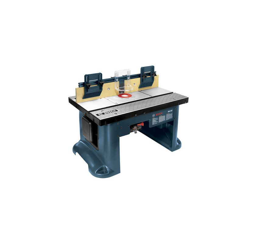 Bosch RA1181 Tall Aluminum Router Table photo