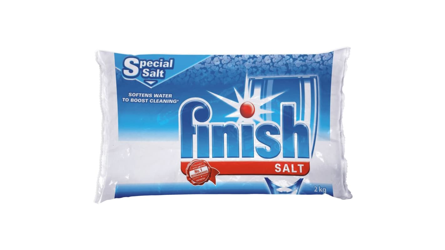 Bosch SGZ909 Water Softener Salt for Dishwashers photo