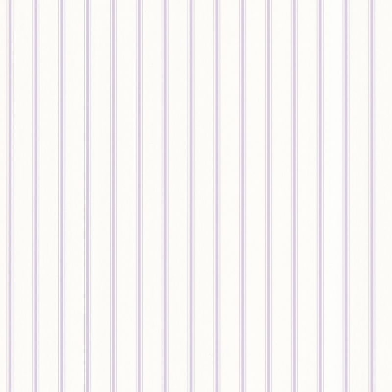 Brewster 347-68820 Harvey Purple Pinstripe Wallpaper