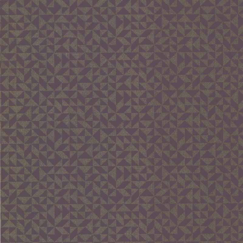 Brewster 488-31249 Huxley Purple Dundee Wallpaper