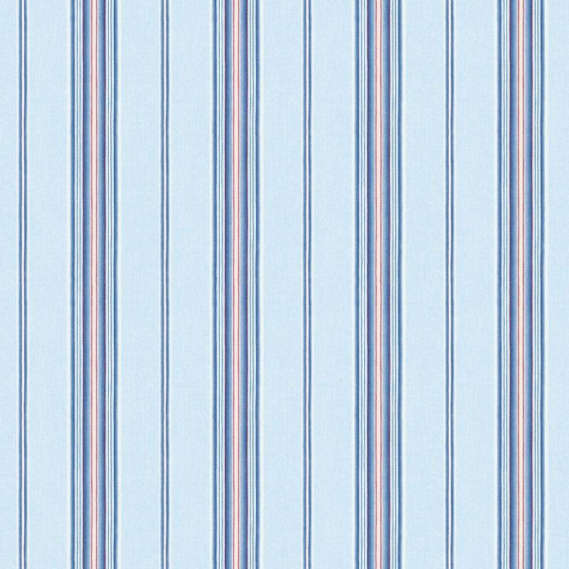 Brewster HAS491014 Kylie Navy Cabin Stripe Wallpaper