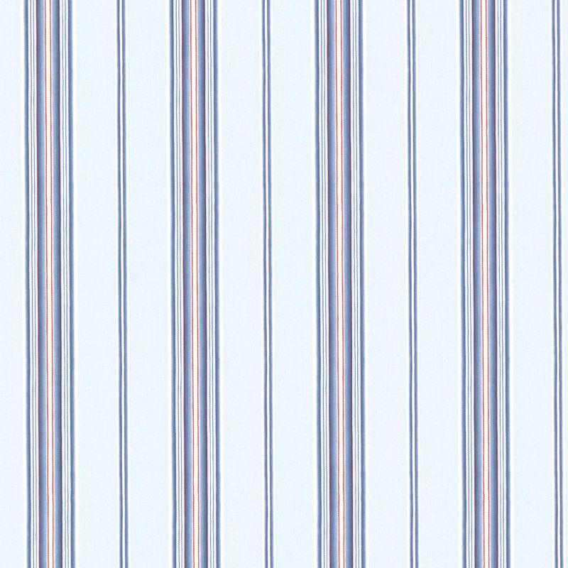 Brewster SRC491014 Jonesport Navy Cabin Stripe Wallpaper