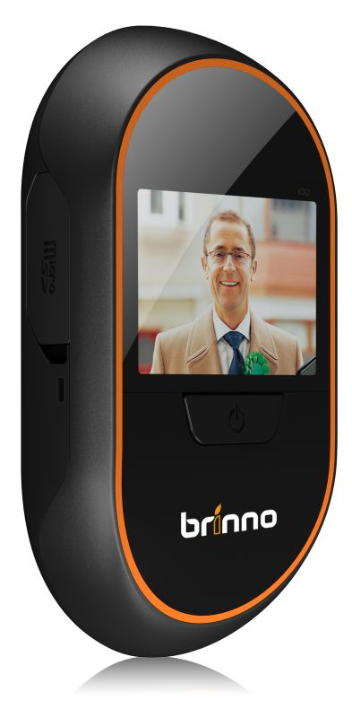 Brinno PHVMAC12 Motion Activated PeepHole Security Camera