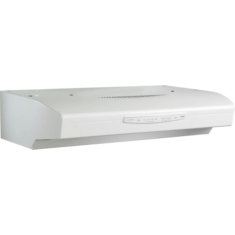 Broan QS330 30 Inch Wide 430 CFM Under Cabinet Range Hood with Heat Sentry from photo
