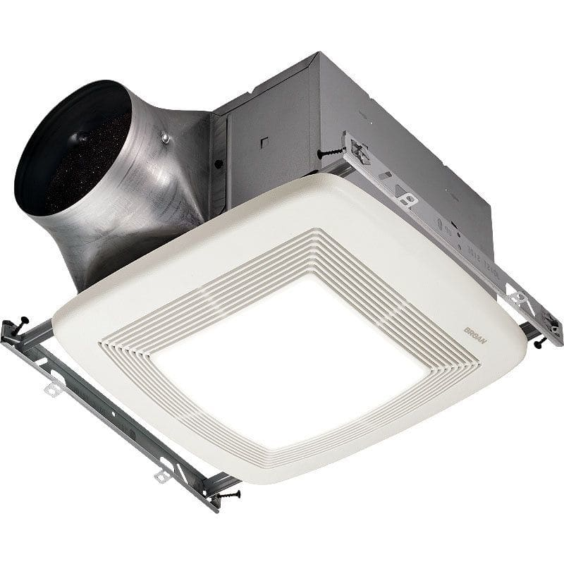 Broan XB110L 110 CFM 0.3 Sone Ceiling Mounted Energy Star Rated and HVI Certifie photo