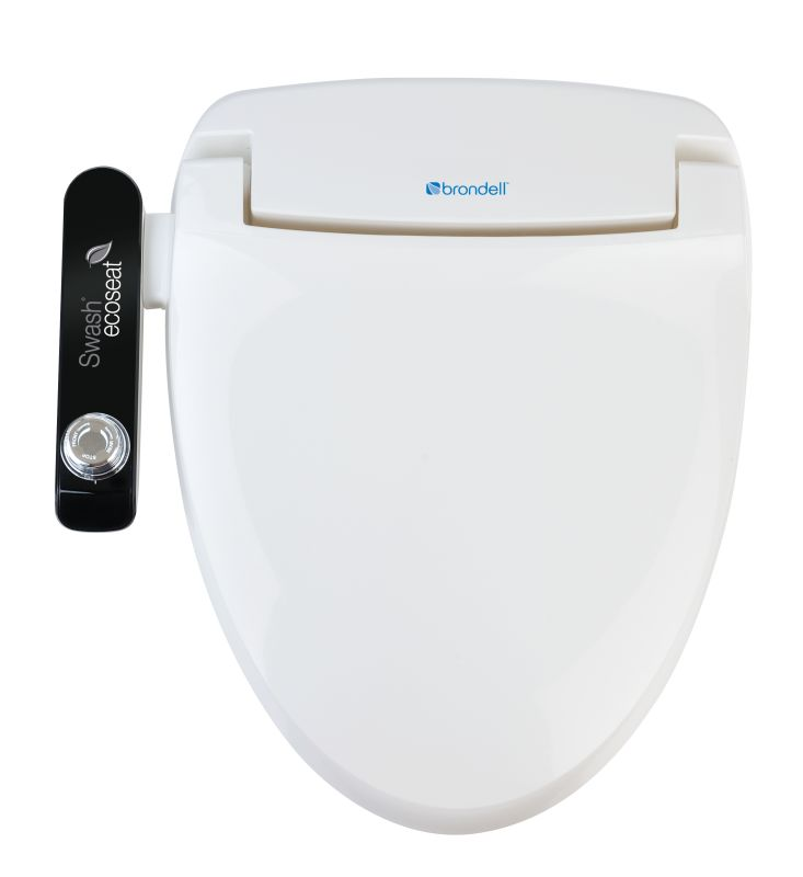 Brondell S100-E Swash Ecoseat 100 Elongated Bidet Toilet Seat Deal