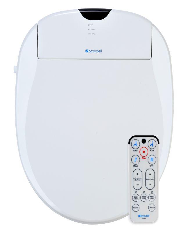 Brondell S1000-E Swash 1000 Elongated Bidet Toilet Seat Deal