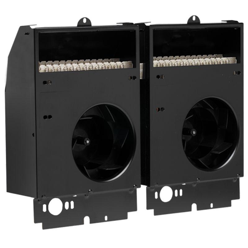13650 BTU 208 Volt 4000 Watt Twin Fan-Forced Electric In-Wall Heate - Cadet CST408