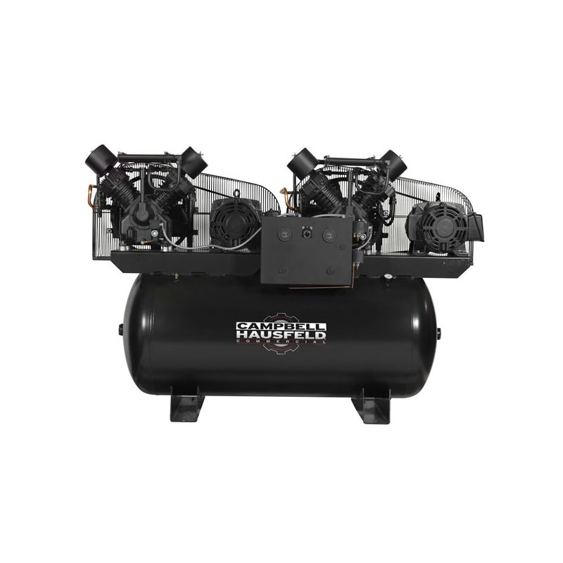 Campbell Hausfeld Ce6001 80 Gallon 5 Hp Two Stage 3 Phase