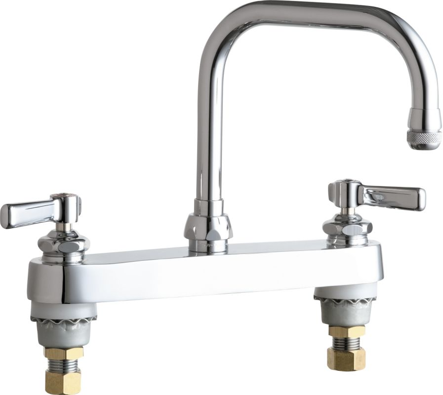 UPC 611943477011 - Chicago Faucets 527-ABCP Chrome