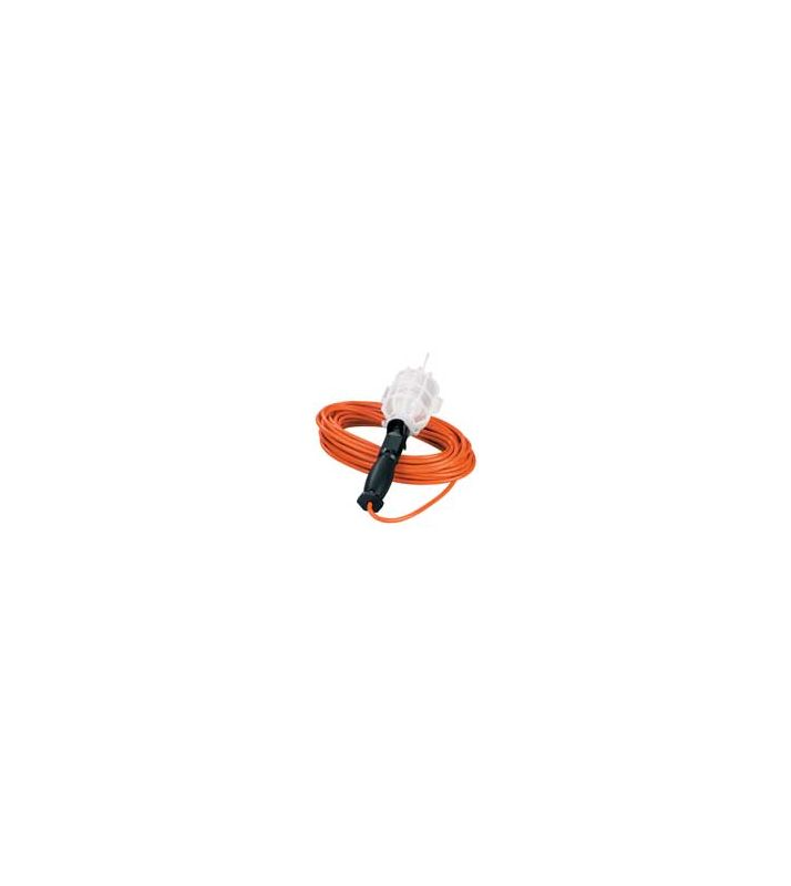 Coleman Cable 05007 Luma-Site 25' 75 Watt Trouble Light with Power Switch and Pl
