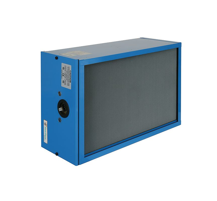 Air Purification Units : Continental fan manufacturing cx gs cfm ducted air