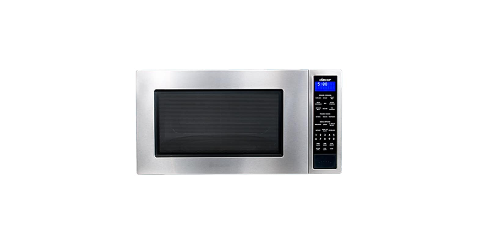 Dacor DMW2420 24 Inch Wide 2 Cu. Ft. 1100 Watt Heritage Countertop Microwave photo