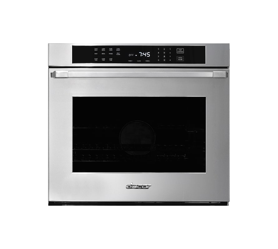 Dacor HWO127 27 Inch Wide 9 Cu. Ft. Heritage Single Electric Convection Oven photo