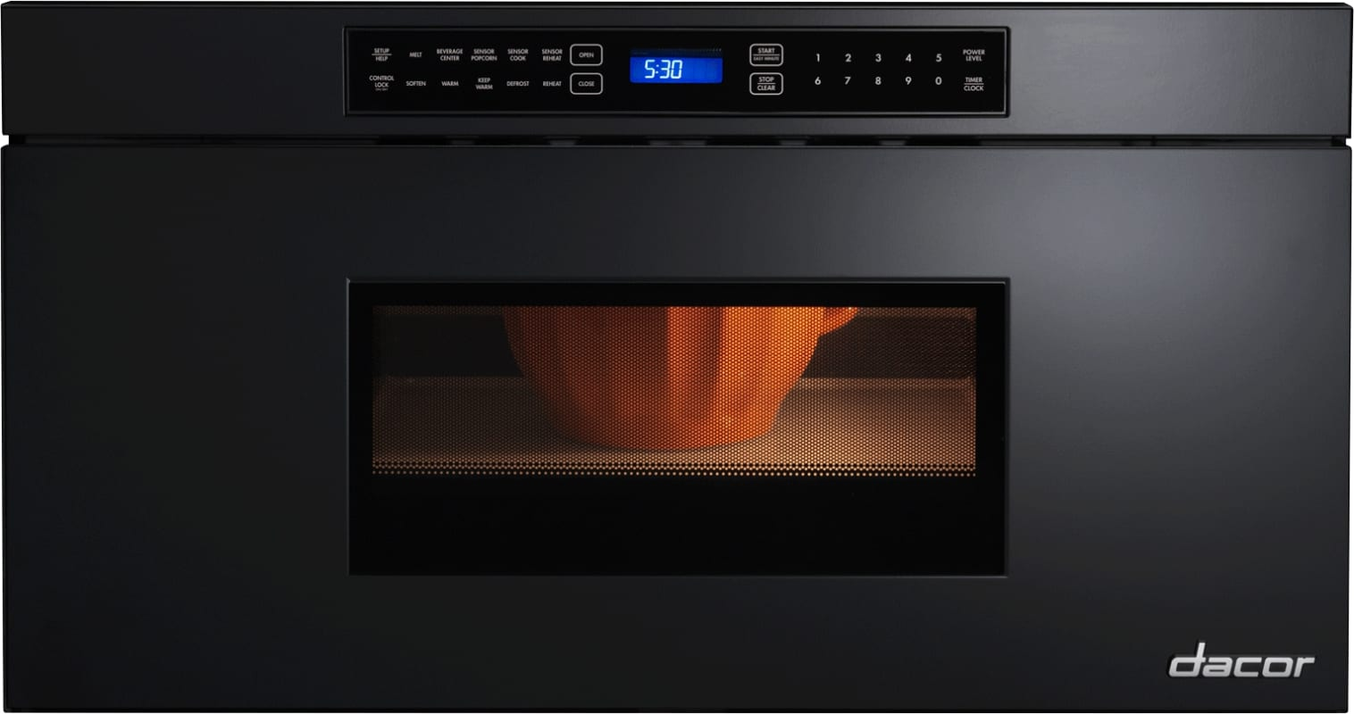 Dacor RNMD30 30 Inch Wide 1.2 Cu. Ft. 950 Watt Heritage Drawer Microwave photo