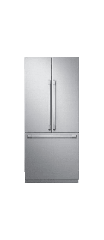 Dacor DRF367500 36 Inch Wide 21.3 Cu. Ft. Energy Star Rated Heritage French Door photo