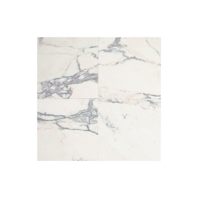"Daltile M475-12241L Marble Calacatta Gold 24"" x 12"" Polished Stone Multi-Surface"