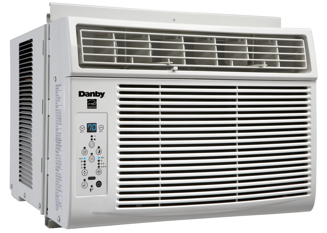 Danby DAC080BGU 8000 BTU 120 Volt Window Air Conditioner with Thermostatic Remot photo